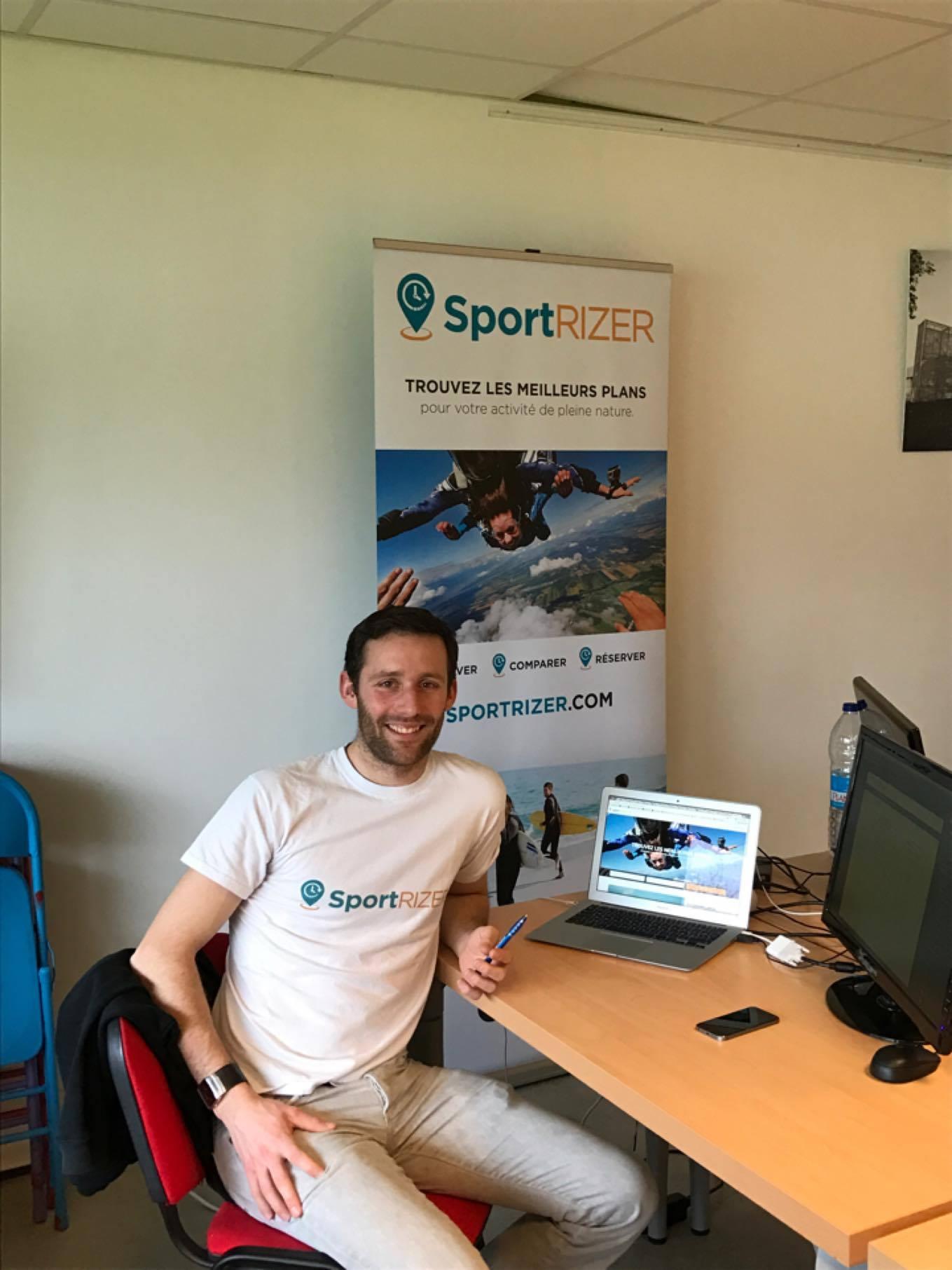 Interview de Tom MARSAL – SportRIZER